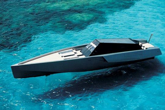 hi tech лодки