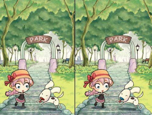 Бесплатные игры на найти отличия на двух картинках
