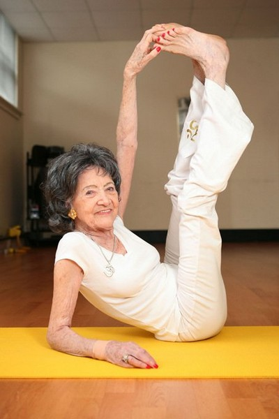 гимнастка в возрасте фото
