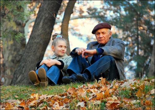 Приехала внучка к деду фото 413-975