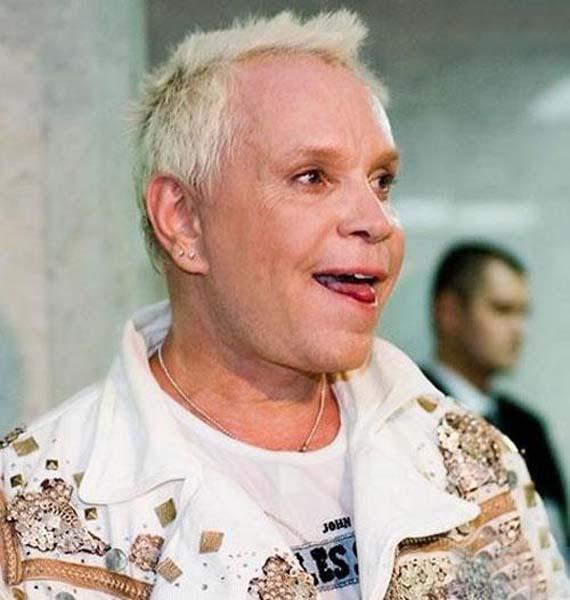 Борис Моисеев - певецЯ родился в тюрьме, так как моя мать, недовол
