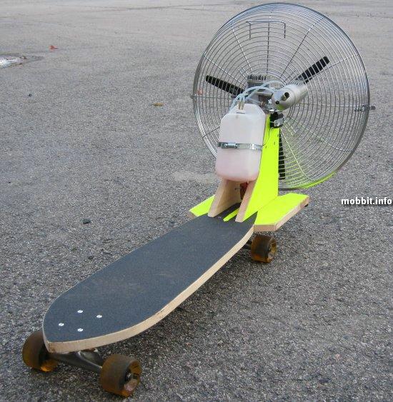 Скейт своими руками фото